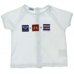 tee-shirt marin été fille vêtement occasion enfant