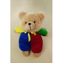 ours en peluche arlequin jouet occasion enfant