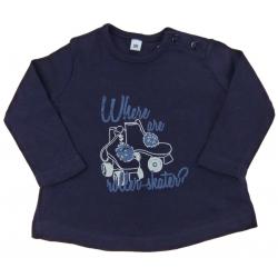 tee-shirt manches longues hiver fille vêtement occasion bébé