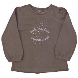tape à l'oeil tee-shirt fille hiver vêtement occasion bébé