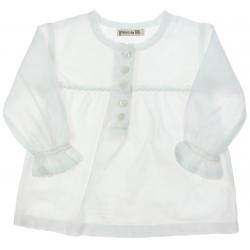 grain de blé blouse demi-saison fille vêtement occasion bébé