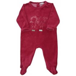 dpam pyjama mixte vêtement d'occasion pour bébé