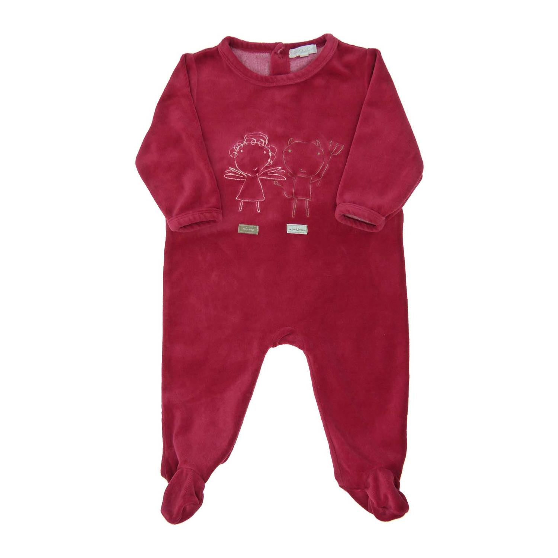 4ff15173d970b dpam pyjama mixte vêtement d occasion pour bébé