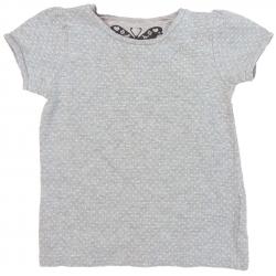 HM tee-shirt fille 3/4 ans