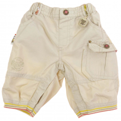 sergent major pantalon garçon3 mois