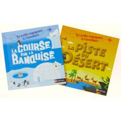 """lot livres """"les petits voyageurs"""""""