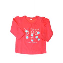 Tee-Shirt fleurettes vêtement occasion enfant