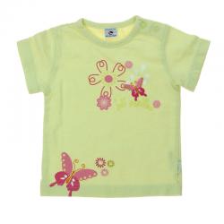Absorba tee-shirt fille 6 mois