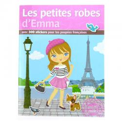 livre d'activités fille