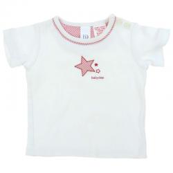 gap tee-shirt fille 3/6 mois