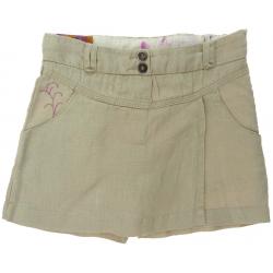 coudémail jupe short 4 ans