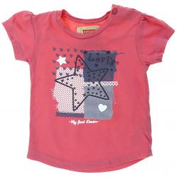 levi's tee-shirt fille 9 mois