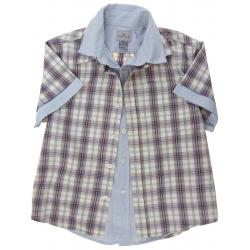 cyrillus chemisette garçon 8 ans