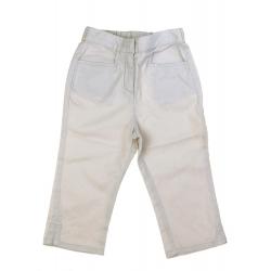 Jacadi pantalon beige été fille vêtement occasion enfant