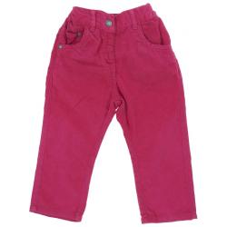 vertbaudet pantalon fille 18 mois