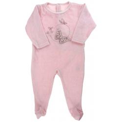 grain de blé pyjama fille 1 an