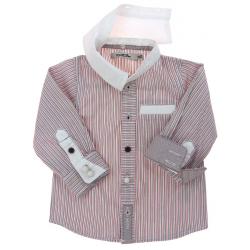 tape à l'oeil chemise cérémonie garçon 18 mois
