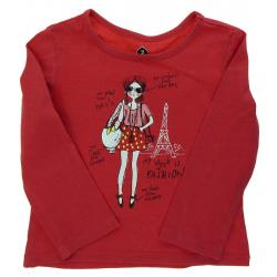 Z tee-shirt fille 2 ans