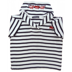 week end à la mer tee-shirt fille 2 ans