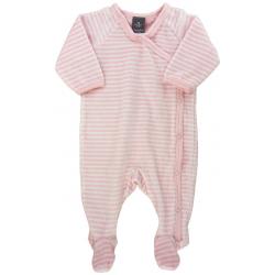 naturaline pyjama fille 0/1 mois