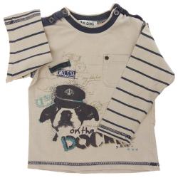 mini gang tee-shirt garçon 2 ans
