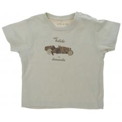 grain de blé tee-shirt garçon 2 ans
