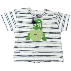 catimini tee-shirt garçon 3 mois