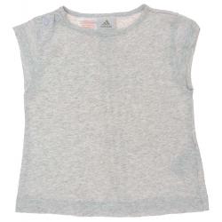 adidas tee-shirt fille 2/3 ans