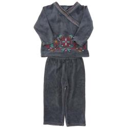 dpam pyjama fille 18 mois