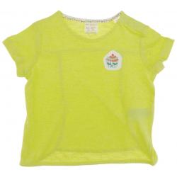 zara tee-shirt fille 18/24 mois