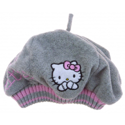 hello kitty berret fille 5/6 ans