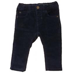 zara pantalon velours garçon 6/9 mois
