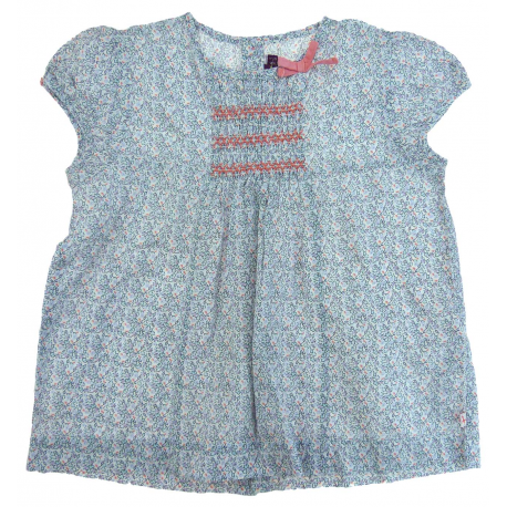 sergent major blouse fille 7 ans