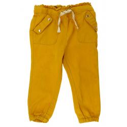 tape à l'eoil pantalon fille 2 ans